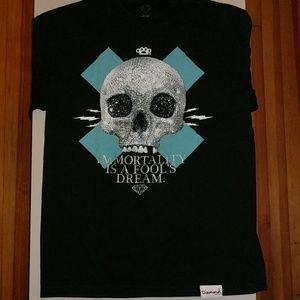Diamond Supply Co. x 10 Deep collaboration T-shirt